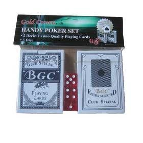 Spartan Karty poker