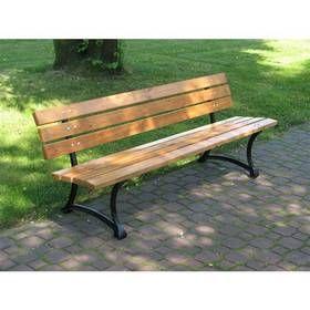 BB Zahradní lavice parková