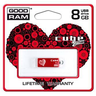 GOODRAM CUBE 8 GB cena od 0,00 €