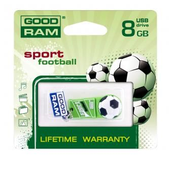GOODRAM SPORT Football 8 GB cena od 0,00 €