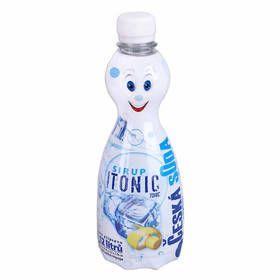 Česká Sirup soda tonik