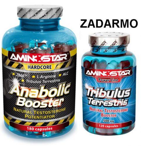 Aminostar Anabolic Booster 180 tablet