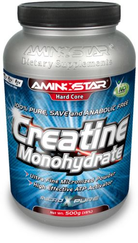 Aminostar Creatin Monohydrát 1000 g