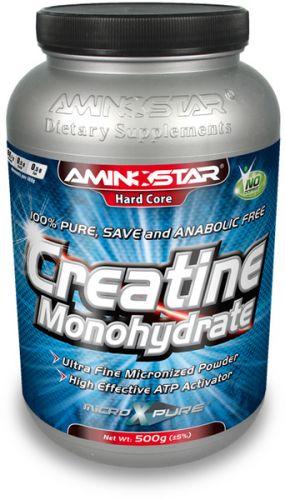 Aminostar Creatin Monohydrát 500 g