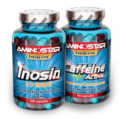 Aminostar Inosin 600 mg 100 kapslí