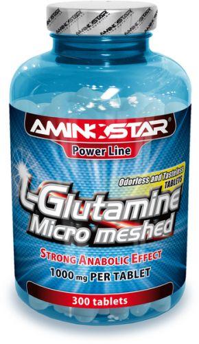 Aminostar L-Glutamin 300 tablet