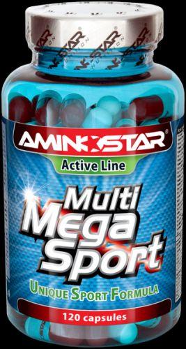 Aminostar Multi Mega Sport 120 kapslí