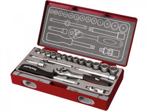 Fortum Klíče nástrčné MULTI-LOCK 4700031