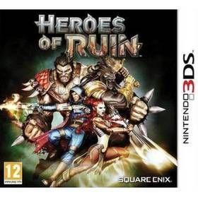 SQUARE ENIX Heroes of Ruin pro Nintendo 3DS