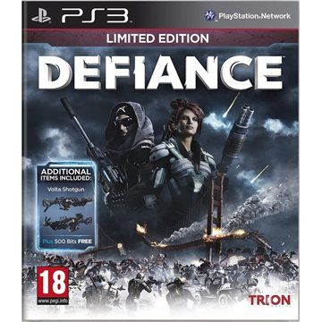 NAMCO Defiance pro PS3