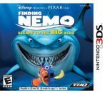 THQ Finding Nemo Escape to the Big Blue pro Nintendo 3DS