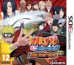 505 GameStreet Naruto Shippuden: The New Era pro Nintendo 3DS