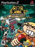 Rockstar Games Codename Kids Next Door pro PS 2
