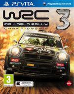 Milestone WRC 3: FIA World Rally Championship pro PS Vita