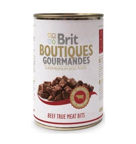 Brit BG Beef True Meat Bits 400 g