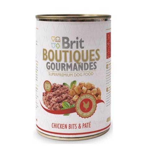 Brit BG Chicken Bits & Paté 400 g