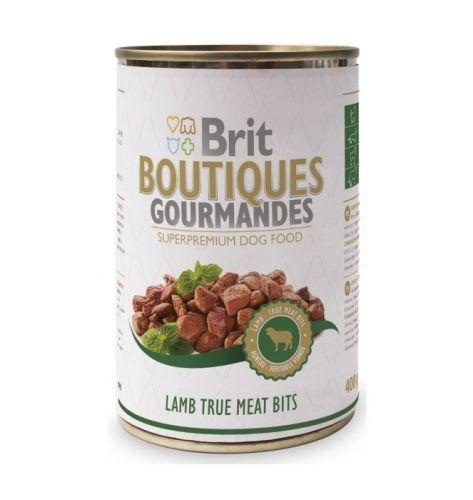 Brit BG Lamb True Meat Bits 400 g