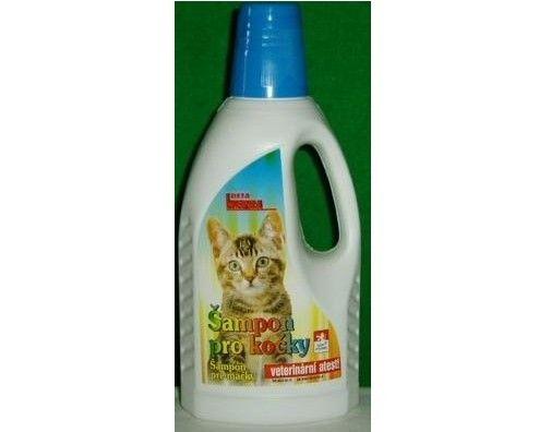 8 in 1 Werra šampon pro kočky 500 ml cena od 0,00 €