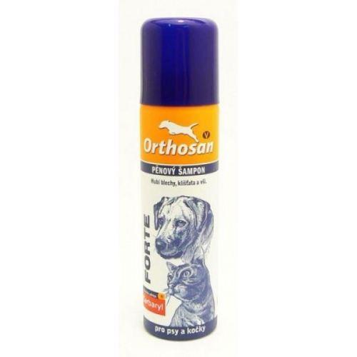 8 in 1 Orthosan V Forte pěnový šampon 150 ml cena od 0,00 €