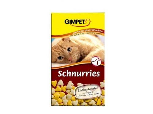 Gimpet Schnurries taurin+kuře 650 tablet cena od 0,00 €