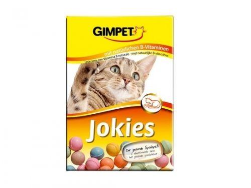 Gimpet Jokies s vitamínem B cat 50 g cena od 0,00 €