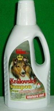 8 in 1 Werra Královský šampon 500 ml cena od 0,00 €