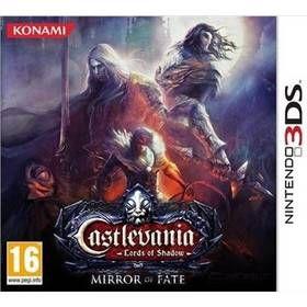 Konami Castlevania: Lords of Shadow Mirror of Fate pro Nintendo 3DS