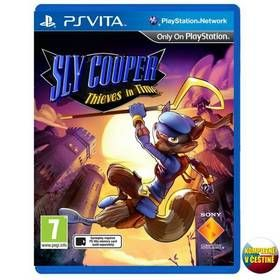 Sony Sly Cooper: Thieves in Time pro PS Vita
