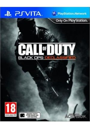 Activision Call of Duty Black Ops: Declassified pro PS Vita