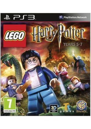 Warner Bros Interactive LEGO Harry Potter 5-7 pro PS3