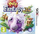 UBISOFT Petz Fantasy 3D pro Nintendo 3DS