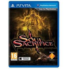 SONY Soul Sacrifice pro PS Vita