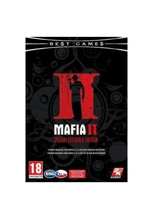 Take 2 Mafia 2 Special Extended Edition pro PC