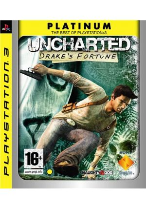 SCI games Uncharted Drakes Fortune pro PS3