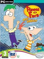 Disney Phineas and Ferb pro PC