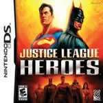 Warner Bros Interactive Justice League Heroes pro Nintendo DS