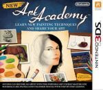 Nintendo New Art Academy pro Nintendo 3DS