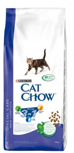 Purina Cat Chow Special Care 3v1 15 kg cena od 47,90 €