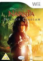 Disney The Chronicles of Narnia: Prince Caspian pro Nintendo Wii