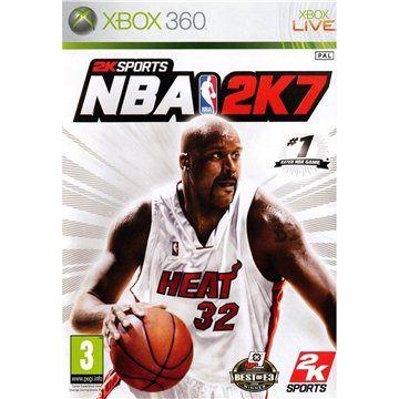 2K GAMES NBA 2K7 pro XBox 360 cena od 0,00 €