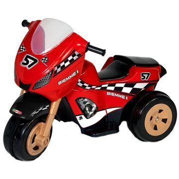 Biemme Motorka GP s elektrickým motorem