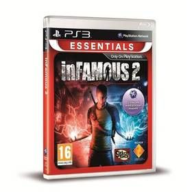 SONY inFamous 2 Essentials pro PS3