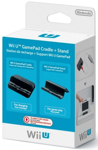 NINTENDO Wii U GamePad Cradle