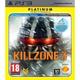 Sony MOVE Killzone 3 pro PS3