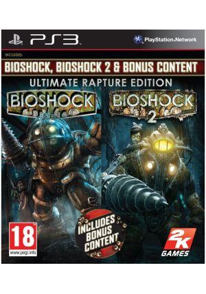 2K Games BioShock Ultimate Rapture Edition pro PS3 cena od 0,00 €
