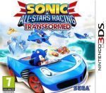 Nintendo Sonic All Stars Racing Transformed pro Nintendo 3DS