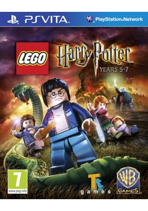Warner Bros Interactive LEGO Harry Potter: Years 5-7 pro PS Vita