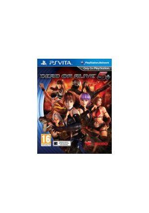 Namco Bandai Games Dead or Alive 5 Plus pro PS Vita
