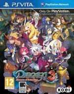 Koei Disgaea 3: Absence of Detention pro PS Vita