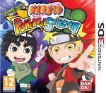 Bandai Naruto: Powerful Shippuden pro Nintendo 3DS
